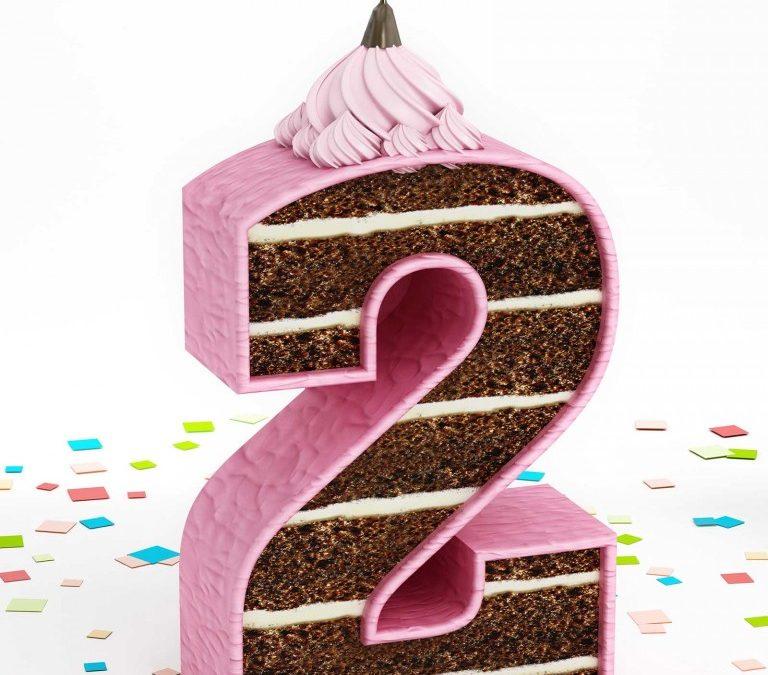 Smarter Reach celebrates second birthday!