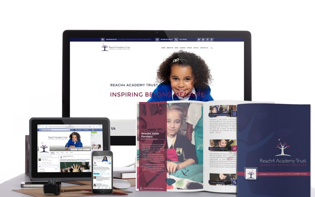 Providing marketing solutions for Multi Academy Trusts