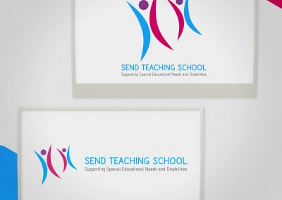 TEACHING SCHOOL LOGO