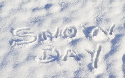 Bad weather communications and school closures