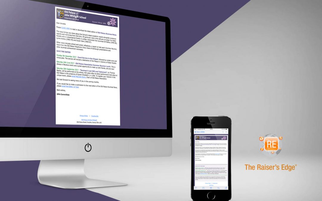 E-newsletter Design and Management
