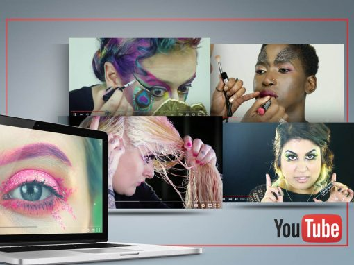 MAKE UP BRAND VIDEO BLOGS