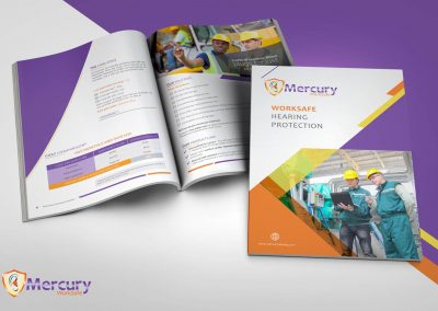 HEALTH AND SAFETY SUPPLIER PROMOTIONAL BROCHURE