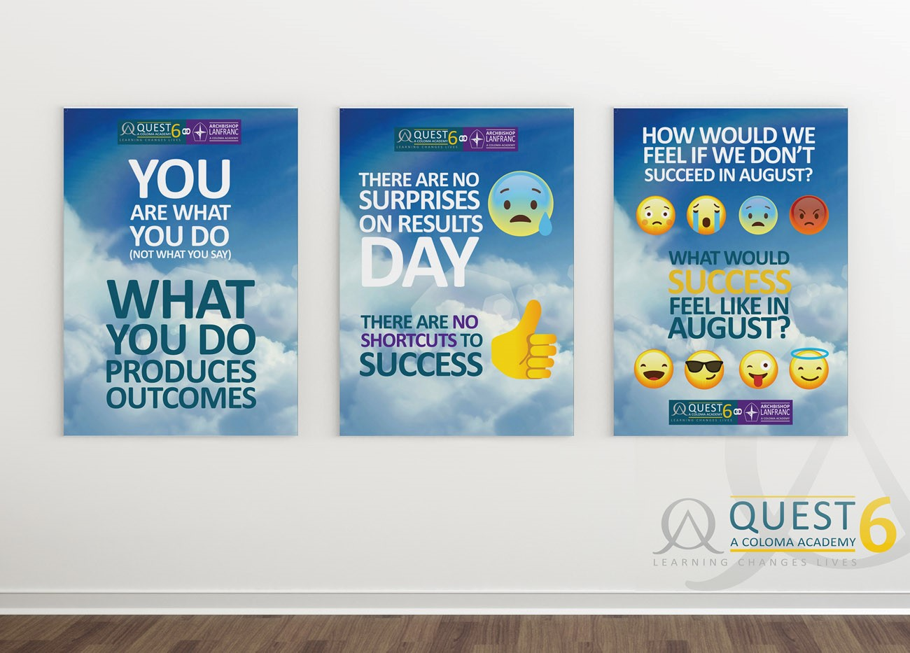 Quest 2 of 2 posters