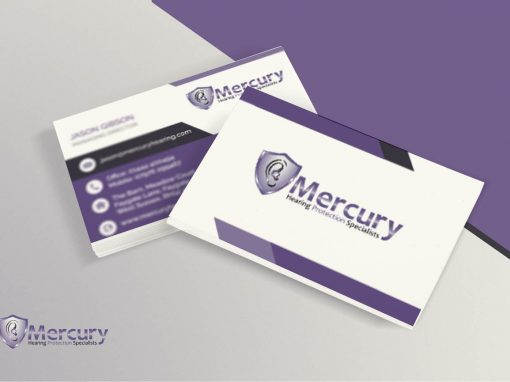 HEALTH AND SAFETY SUPPLIER BUSINESS CARDS