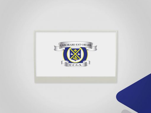 CONVENT SENIOR SCHOOL LOGO
