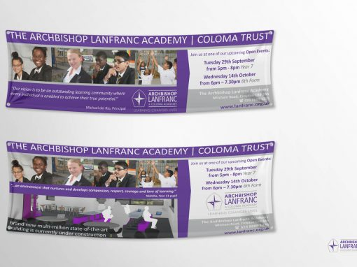 SECONDARY SCHOOL BANNERS