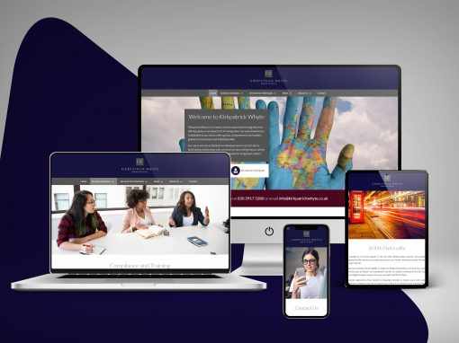 COMMERCIAL BUSINESS WEBSITE