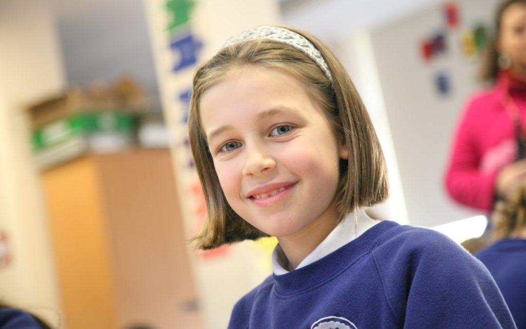 Woodcote Primary School Has Model Pupils!