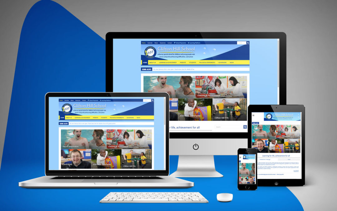 Clifton Hill School Website Goes Live