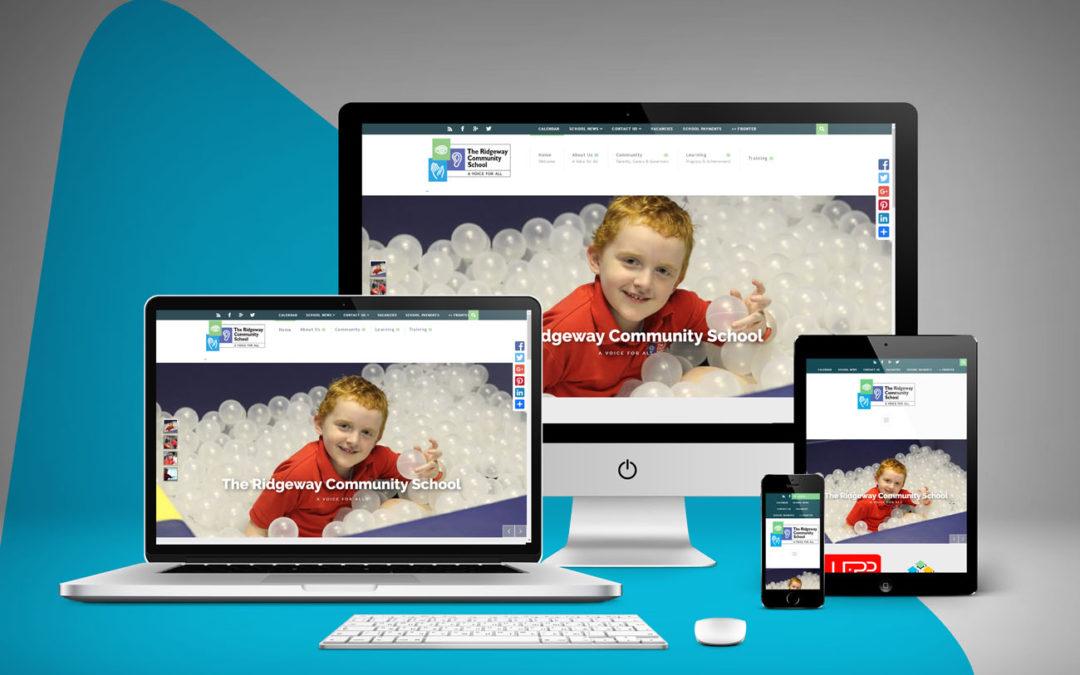Ridgeway Website Goes Live!