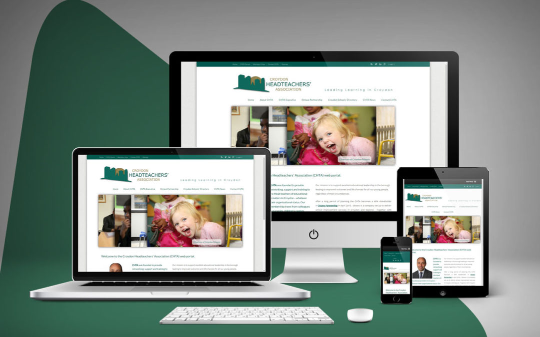 Croydon Headteachers' Association Website Project