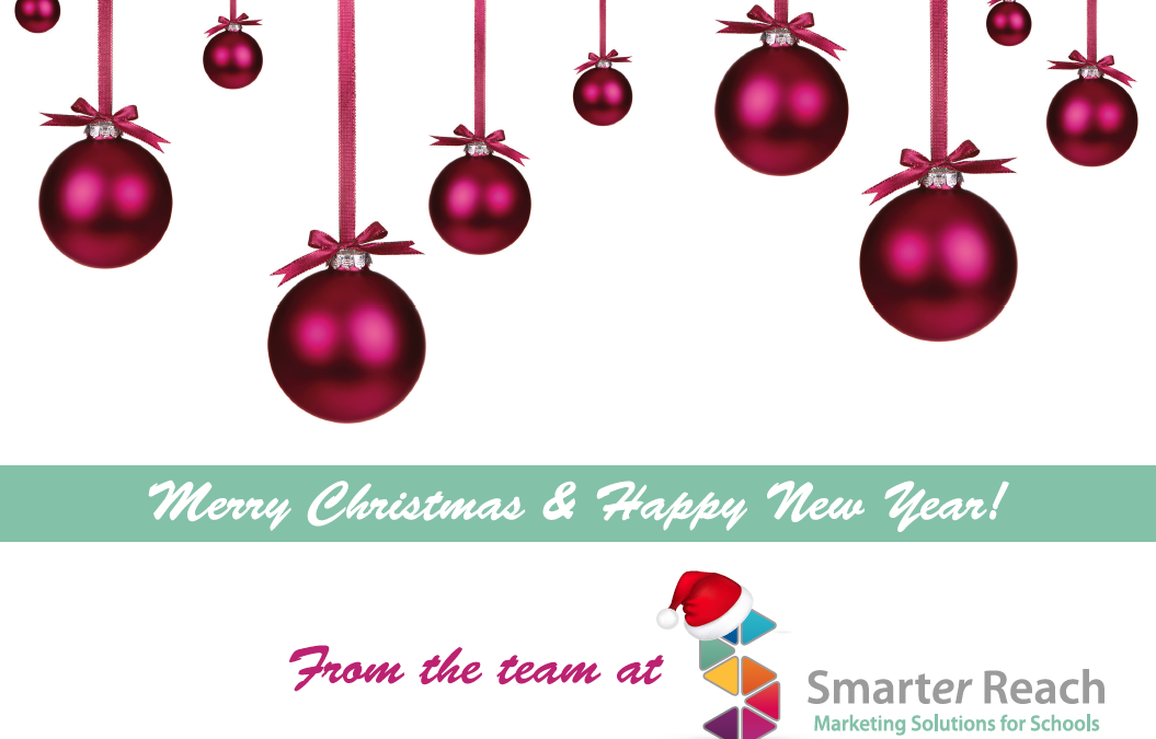 Merry Christmas from the team at Smarter Reach!
