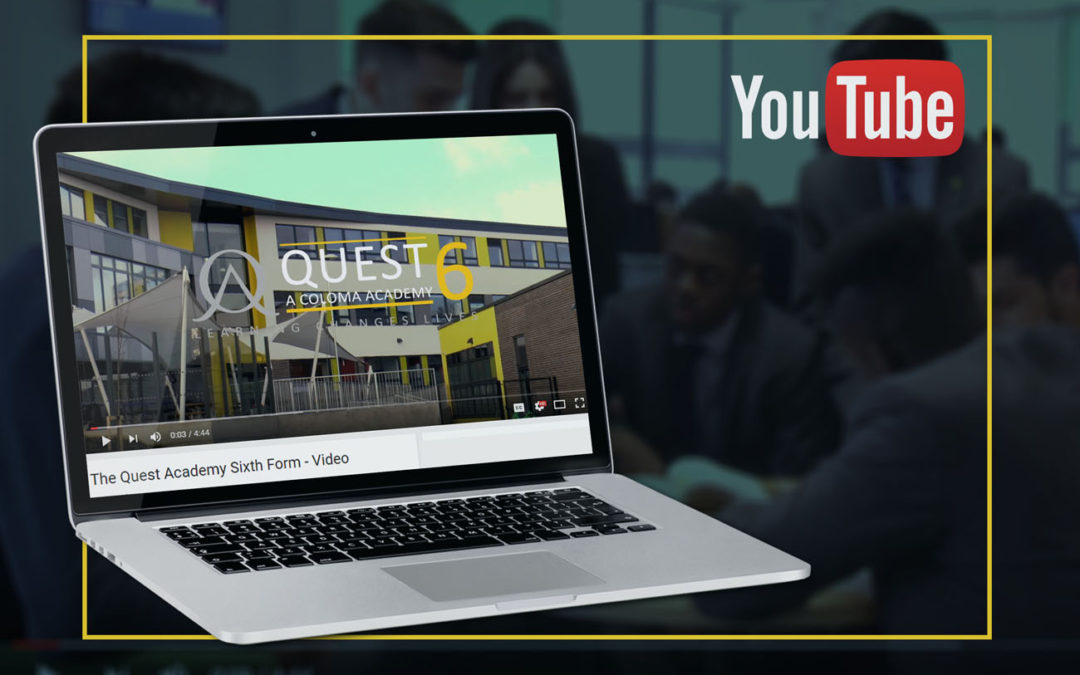 Check Out Our New Sixth Form Video!