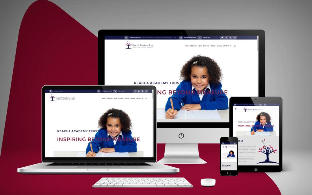 Reach4 Website Live