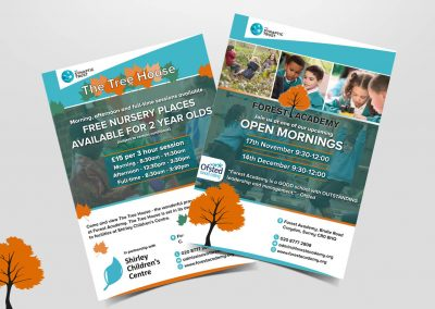 PRIMARY ACADEMY A5 FLYER