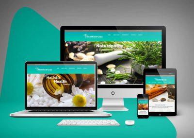 NATUROPATHIC HEALTH WEBSITE