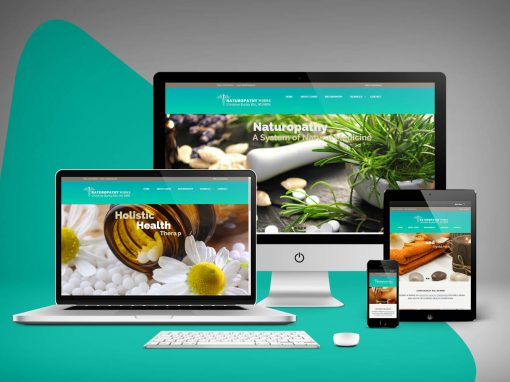 NATUROPATHIC HEALTH WEBSITE