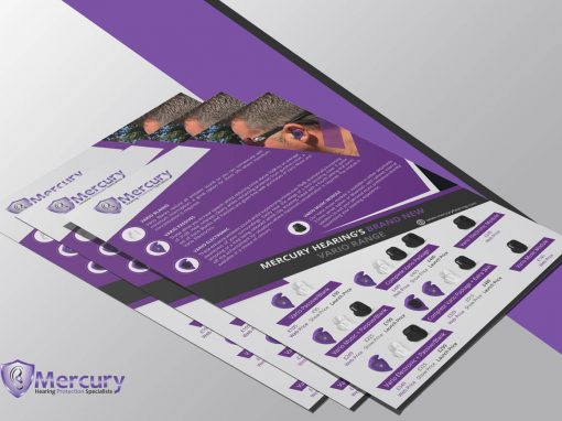 HEALTH AND SAFETY SUPPLIER A4 FLYER