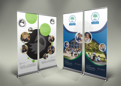 PRIMARY SCHOOL BANNERS