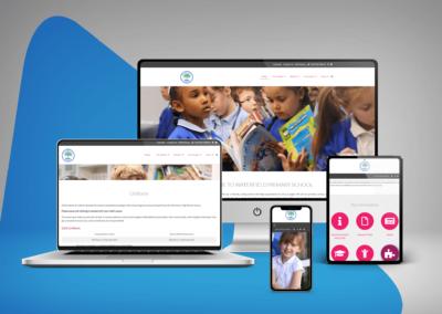 PRIMARY SCHOOL WEBSITE