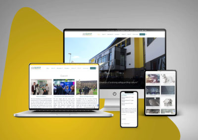 SECONDARY SCHOOL WEBSITE