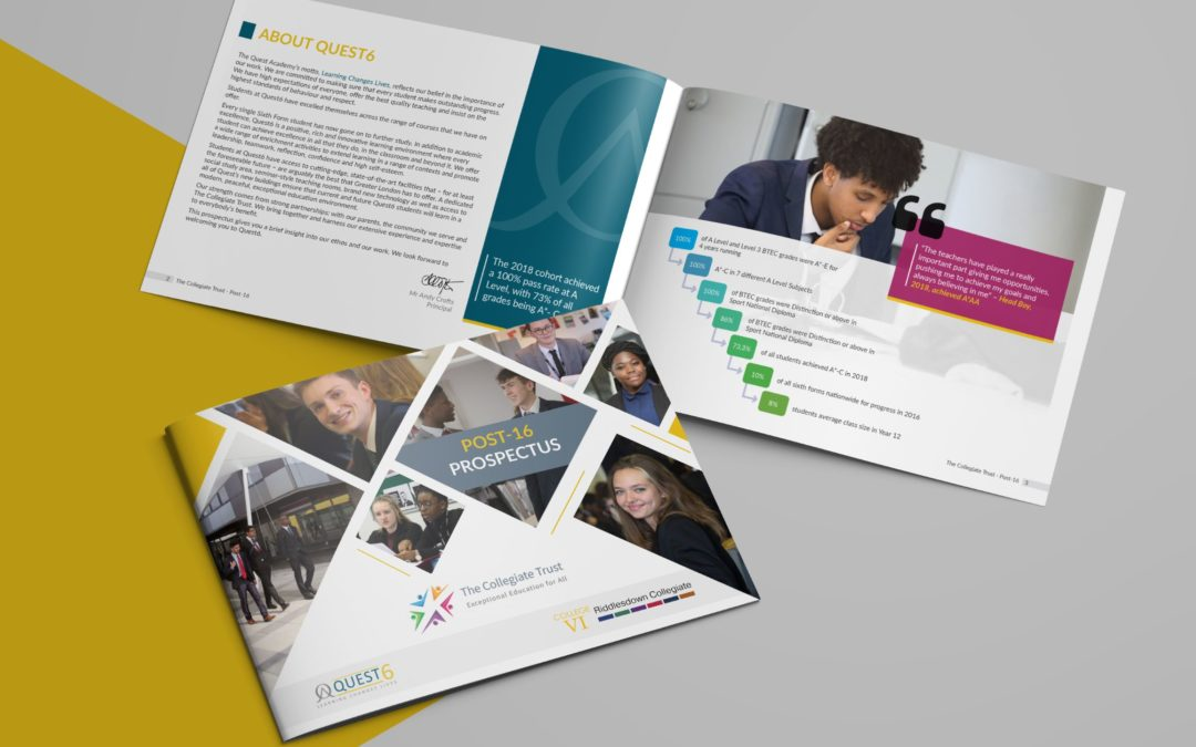 How to produce a school prospectus that gets results