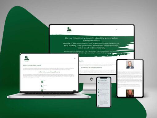 EDUCATIONAL CONSULTANCY WEBSITE
